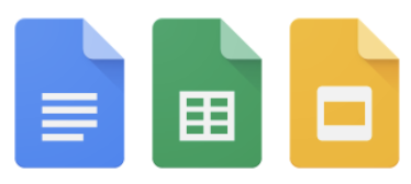 Collaborate in real-time with Google Docs, Sheets & Slides