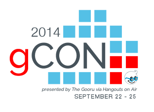gCON | Online event for Google Apps administrators and end users