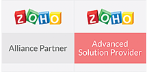 Zoho Alliance Partner & Advanced Solution Provider