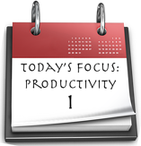 Productivity on Day 1 with Google