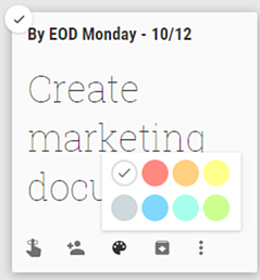 Color-Coding Google Keep Notes | Cloudbakers