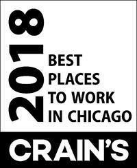 2018 Best Places to Work in Chicago | Cloudbakers