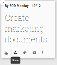 Share Google Keep Notes with Others | Cloudbakers