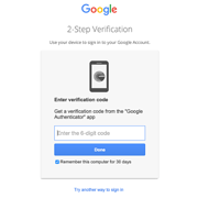 6 Google Apps security tips
