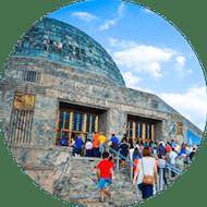 Adler Planetarium Goes Google