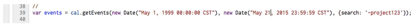 Script for Exporting Google Calendar | Cloudbakers