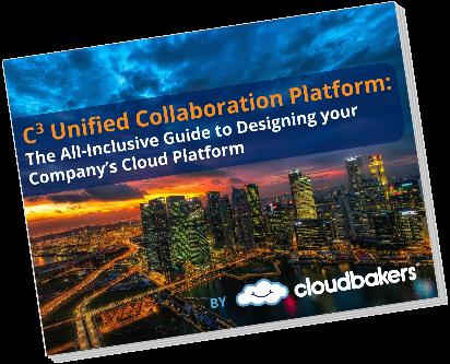 C3 Unified Collaboration Platform eBook   Cloudbakers