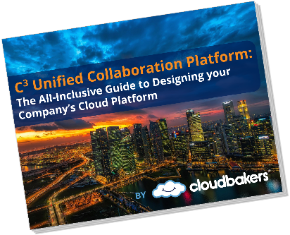 C3 Unified Collaboration Platform eBook | Cloudbakers