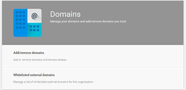 Drive for Work Domain Management