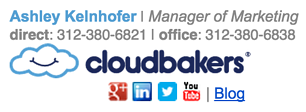 Example Email Signature | Cloudbakers