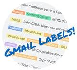 Gmail Inbox Organization: Folders vs. Labels   Cloudbakers
