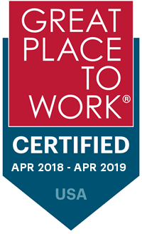 2018 Great Place to Work   Cloudbakers