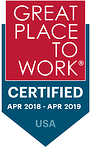 2018 Great Place to Work | Cloudbakers