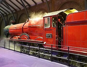 Jump aboard the Hogwarts Express to see how Harry Potter uses G Suite