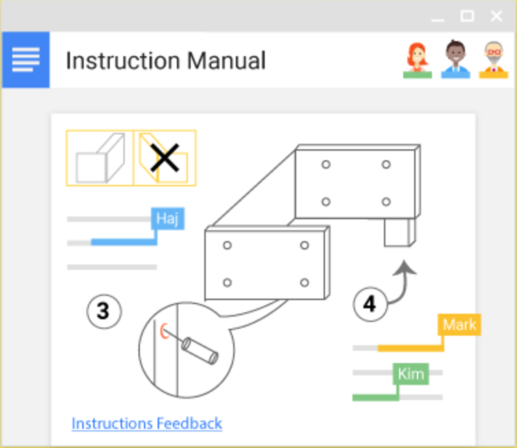 Easy Way to Find & Share Instruction Manuals Using Google Docs