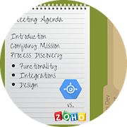 Zoho Creator vs. GCP (Google App Engine)