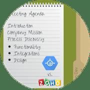 Zoho Creator vs. GCP (Google App Engine)