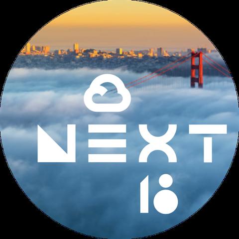 Google Next '18 | July 24-27