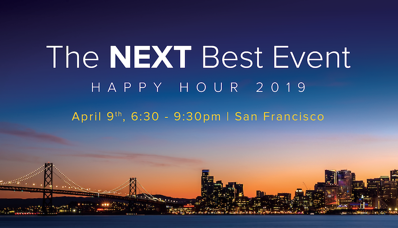 The Next Best Event: Happy Hour 2019