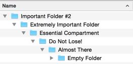 Folder Hierarchy | Cloudbakers