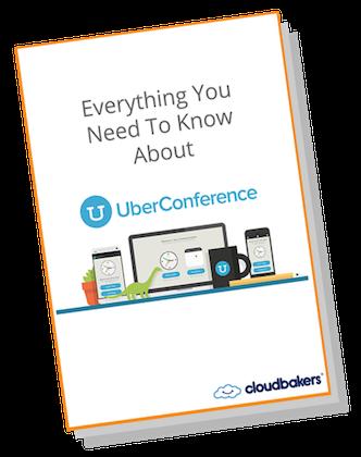 UberConference eBook