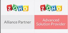 Zoho Advanced Solution Provider   Zoho Alliance Partner