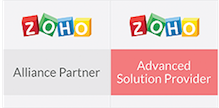 Zoho Advanced Solution Provider | Zoho Alliance Partner