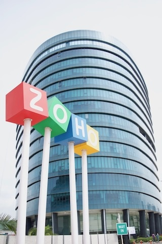 New Zoho Office | India