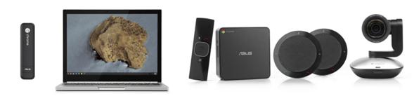The Numerous Chrome Devices
