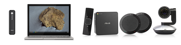 The Numerous Chrome Devices