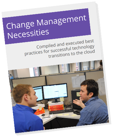 Cloudbakers Change Management eBook