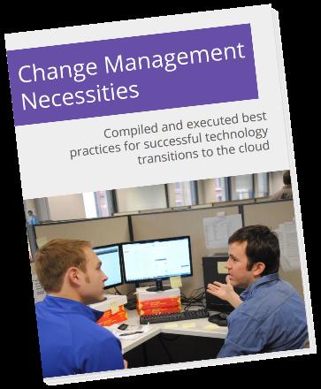 Cloudbakers Change Management eBook