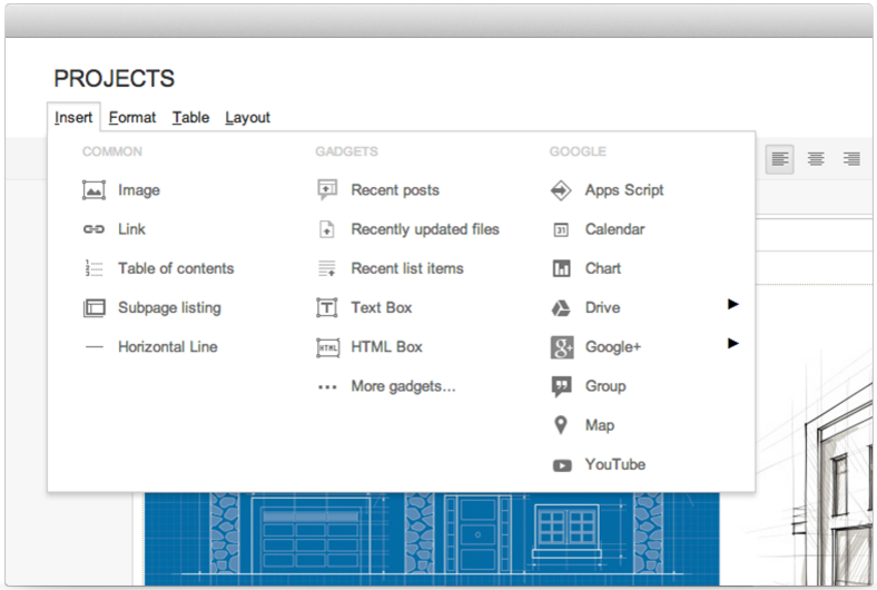 Integrate Anything into Google Sites
