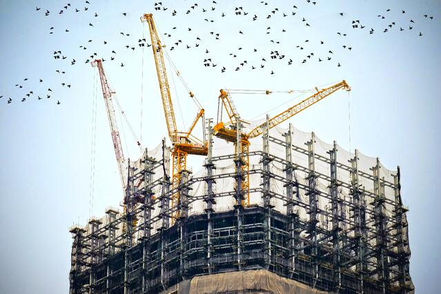 Change in the Construction Industry   Cloudbakers