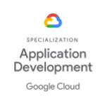 Google Cloud App Dev Specialization Partner