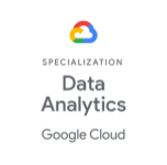 Google Cloud Data Analytics Specialization Partner