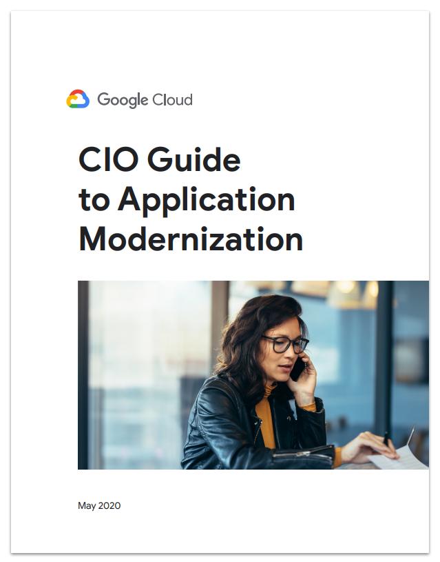 Guide to App Dev for CIOs