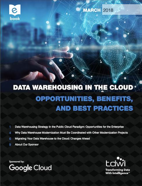 Data Warehousing in the Cloud