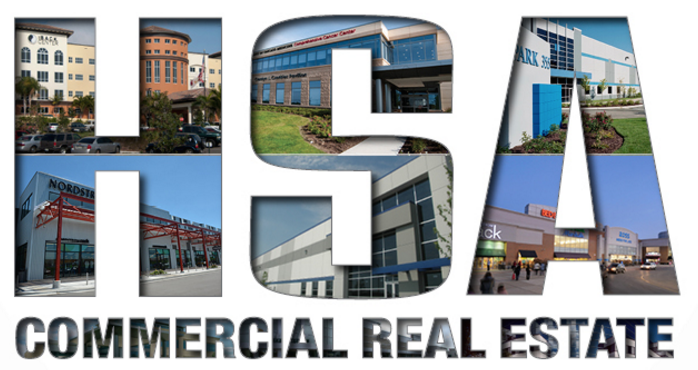 HSA Commercial Real Estate | Website