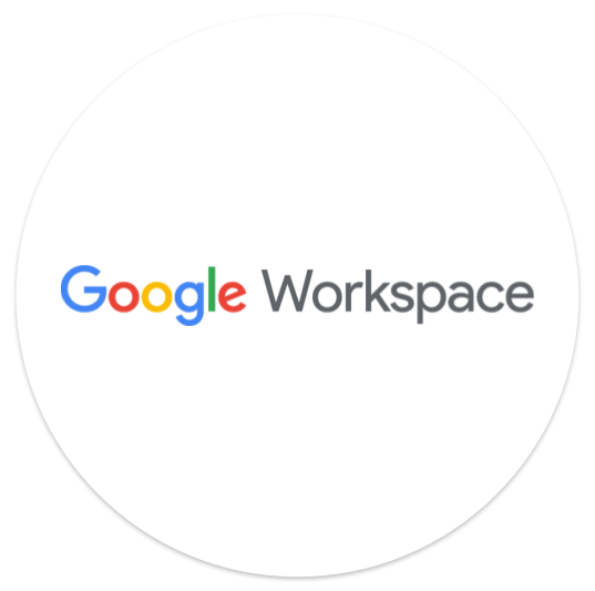 Website Product Image (Google Workspace)